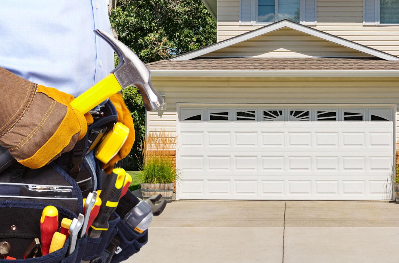 Garage Door Repair Service From, Local Garage Door Services Leeds